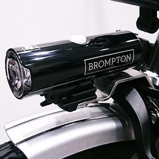 BROMPTON(ブロンプトン) VOLT400XC セット ブラック