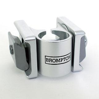 BROMPTON(ブロンプトン) ペンタクリップ シルバー