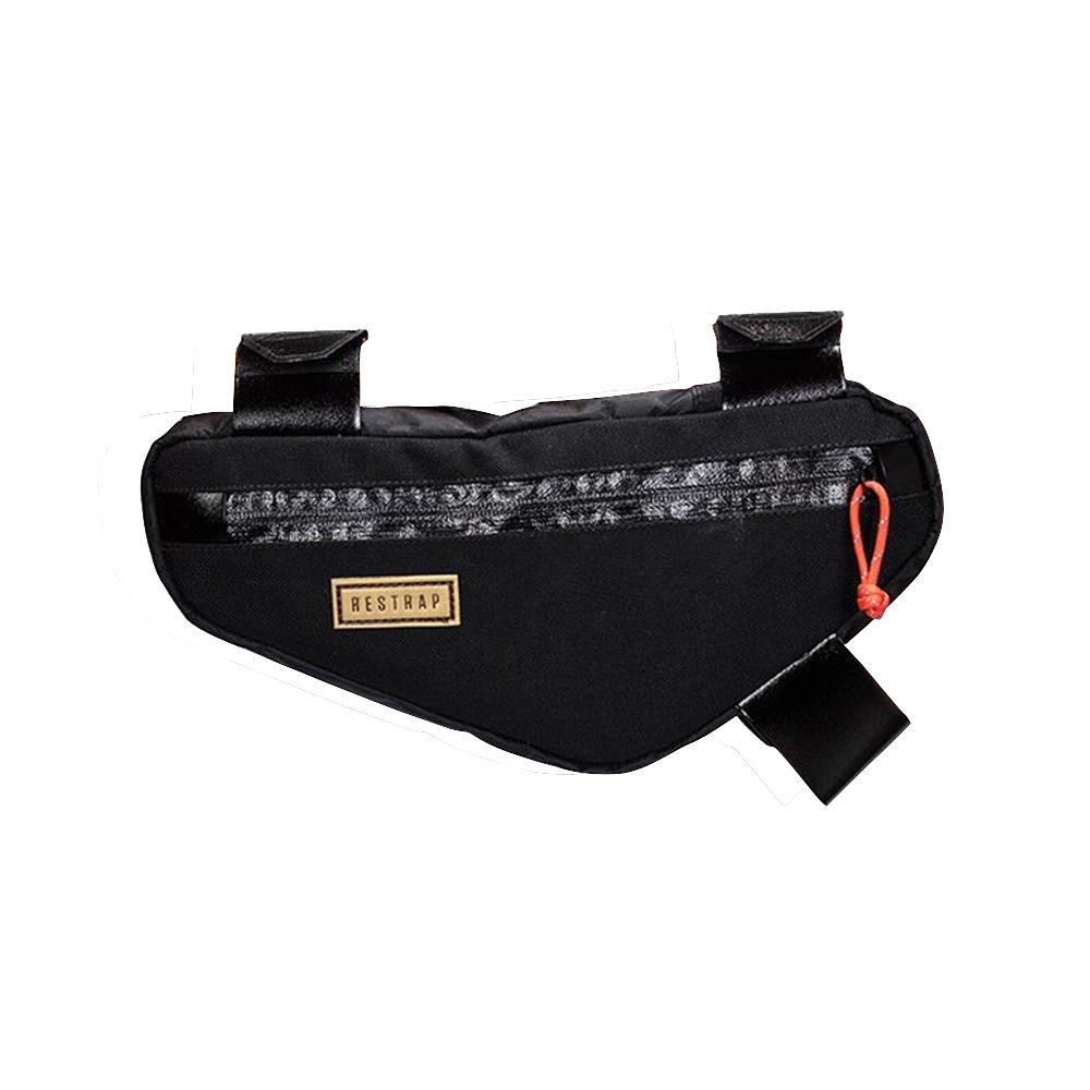 RESTRAP(リストラップ)FRAME BAGS ブラック S