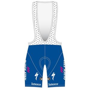 VERMARC(フェルマルク)TEAM QUICK STEP BIBSHORTS  M