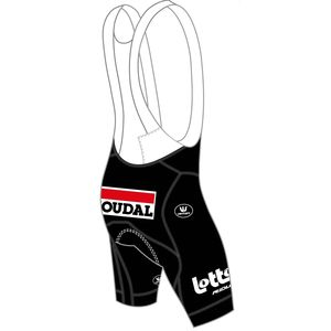 VERMARC(フェルマルク)TEAM LOTTO BIBSHORTS  M