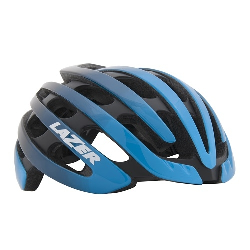LAZER(レーザー) ヘルメット Z1 ブルー / ブラック L(58-61cm)