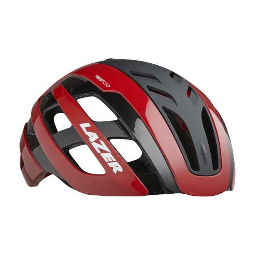LAZER(レーザー) ヘルメット CENTURY AF(アジアンフィット) レッド / ブラック M(55-59cm)