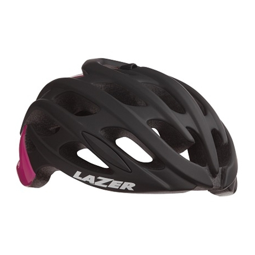 LAZER(レーザー) ヘルメット BLADE+ AF(アジアンフィット) マットブラック / ピンク M(55-59cm)