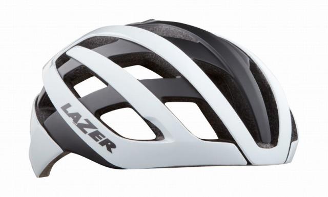 LAZER(レーザー) ヘルメット GENESIS AF(アジアンフィット) ホワイト L(58-61cm)
