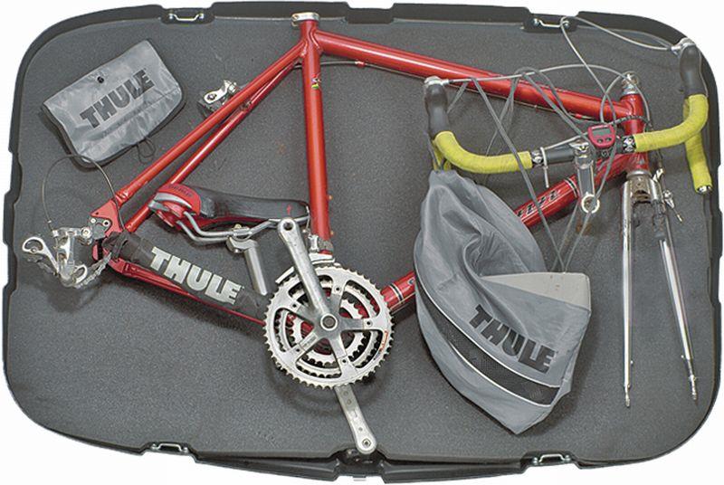 THULE TH836 バイクケース