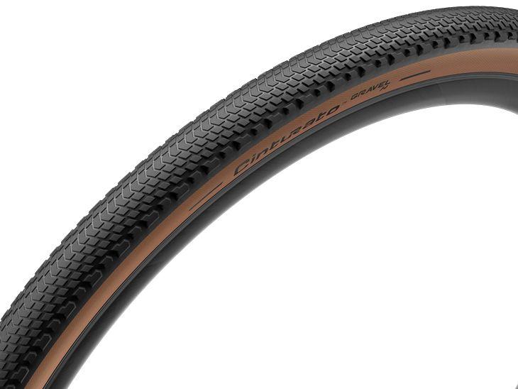 PIRELLI ( ピレリ ) タイヤ チントゥラート グラベル クラシックエディション H CINTURATO GRAVEL CLASSIC H ブラック 650X45B
