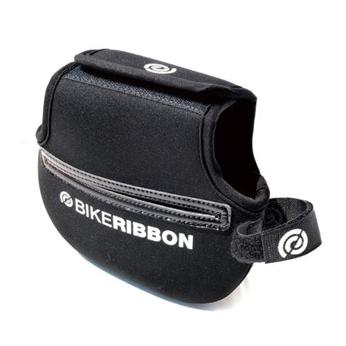BIKE RIBBON(バイクリボン)トライアスロン バッグ ポケット ブラック