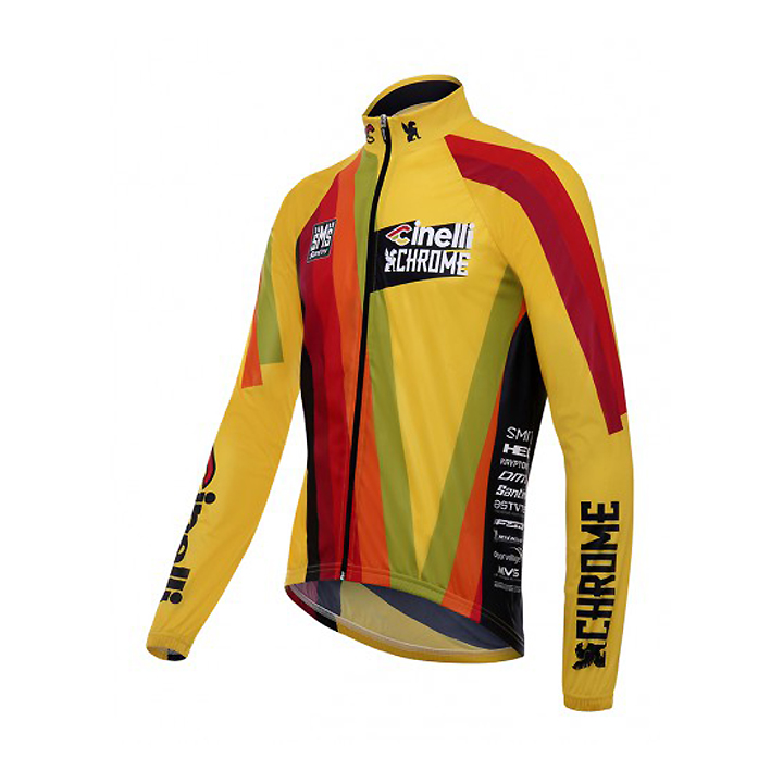 CINELLI 17SS CHROME WIND JACKET