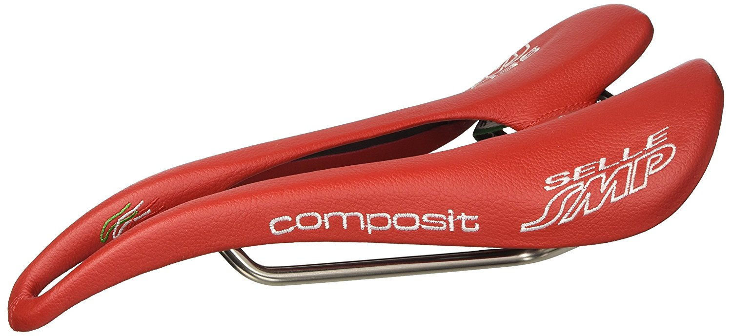 SELLE SMP COMPOSIT {RED}