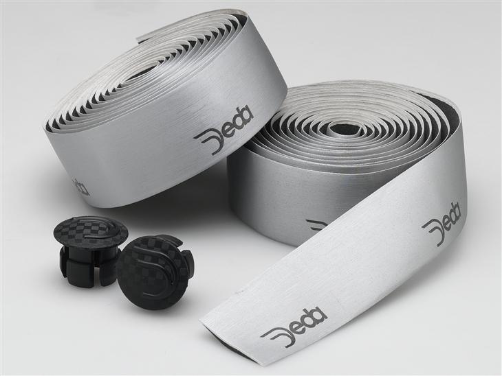 DEDA(デダ)バーテープ アルミカラー シルバー