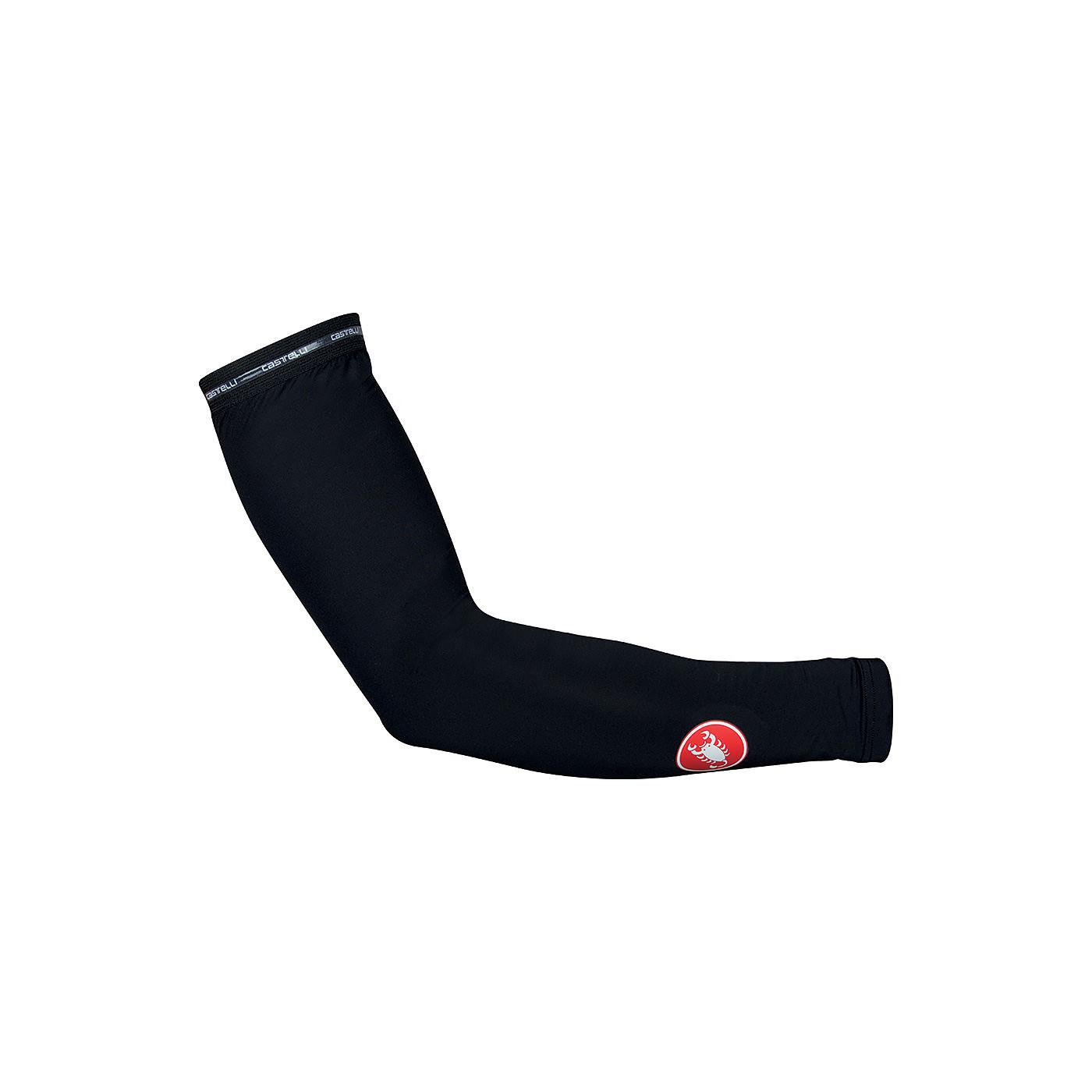 CASTELLI(カステリ)UPF 50+ ARM SLEEVES ブラック L