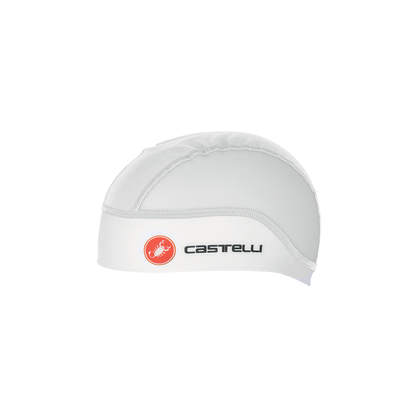 CASTELLI(カステリ)SUMMER SKULLCAP ホワイト UNI