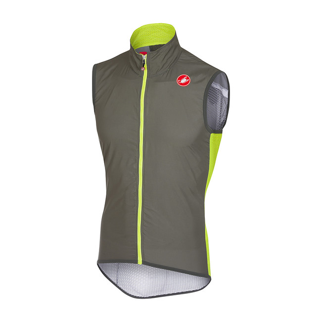 カステリ PRO LIGHT WIND VEST