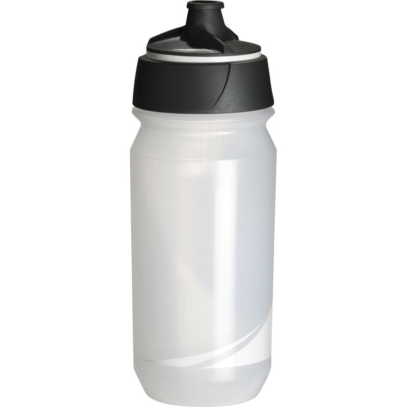 TACX(タックス)シャンティボトル クリア/ホワイト 500CC