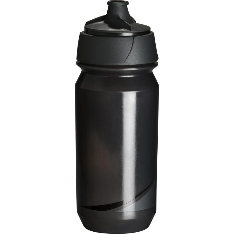 TACX(タックス)シャンティボトル スモーク/ブラック 500CC