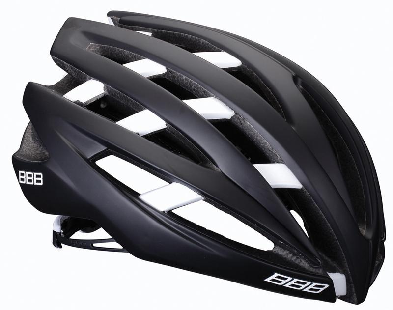 BBB(ビービービー)ヘルメット イカロス マットブラック/ホワイト M