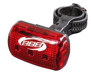 BBB BLS-52 レッドレーザー リア 3LED
