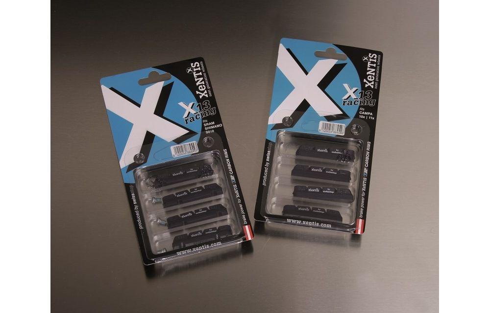 XENTIS(ゼンティス)X13 XBPブレーキパッド/シマノ スラム