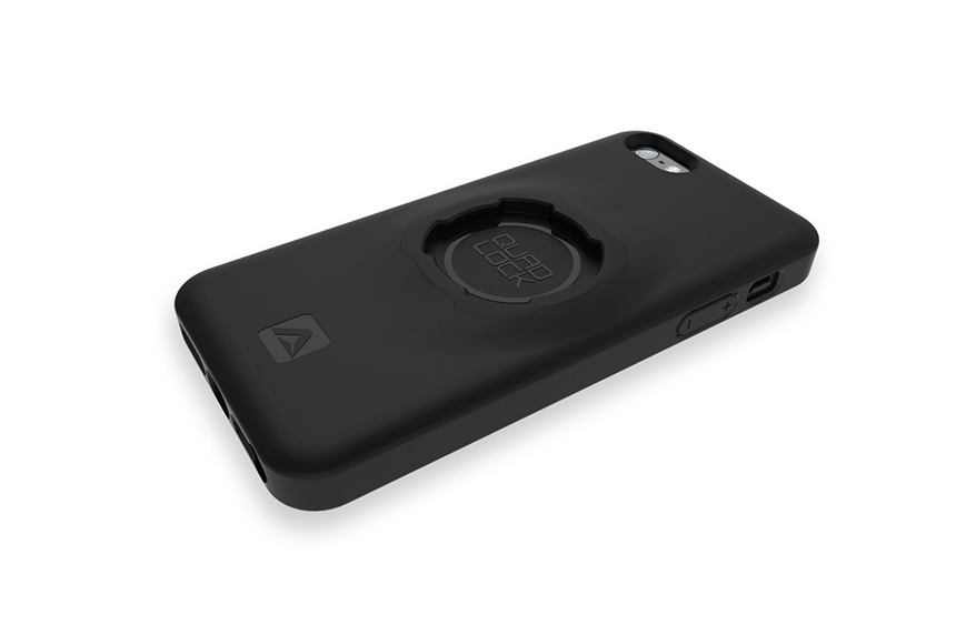 QUAD LOCK(クアッドロック)TPU・ポリカーボネイト製ケース iPhone 5/5S/SE用