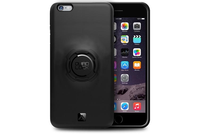 QUAD LOCK(クアッドロック)TPU・ポリカーボネイト製ケース iPhone 6 PLUS/6S PLUS用