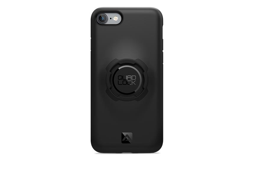 QUAD LOCK(クアッドロック)TPU・ポリカーボネイト製ケース iPhone 7/8用