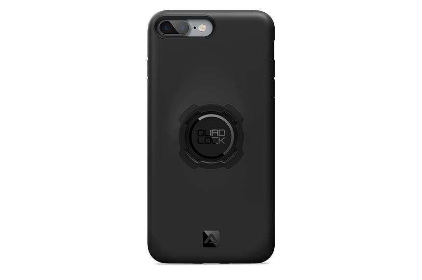 QUAD LOCK(クアッドロック)TPU・ポリカーボネイト製ケース iPhone 7/8 PLUS用