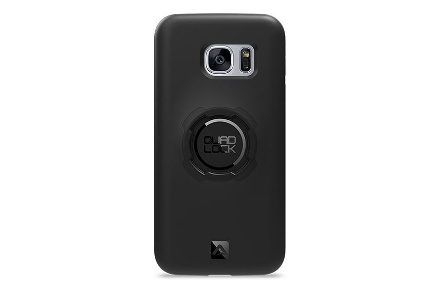 QUAD LOCK(クアッドロック)TPU・ポリカーボネイト製ケース Galaxy S7 Edge用
