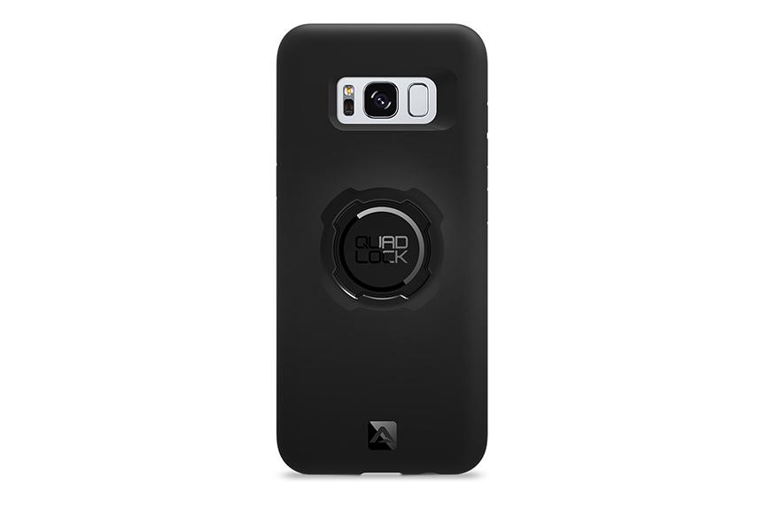 QUAD LOCK(クアッドロック)TPU・ポリカーボネイト製ケース Galaxy S8用