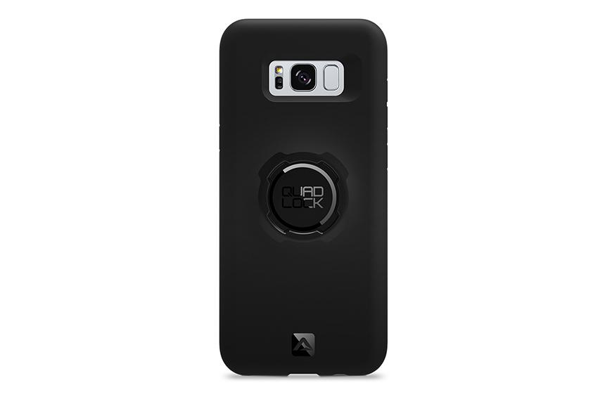 QUAD LOCK(クアッドロック)TPU・ポリカーボネイト製ケース Galaxy S8+用