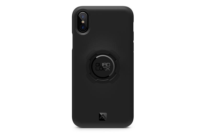 QUAD LOCK(クアッドロック)TPU・ポリカーボネイト製ケース iPhone X用
