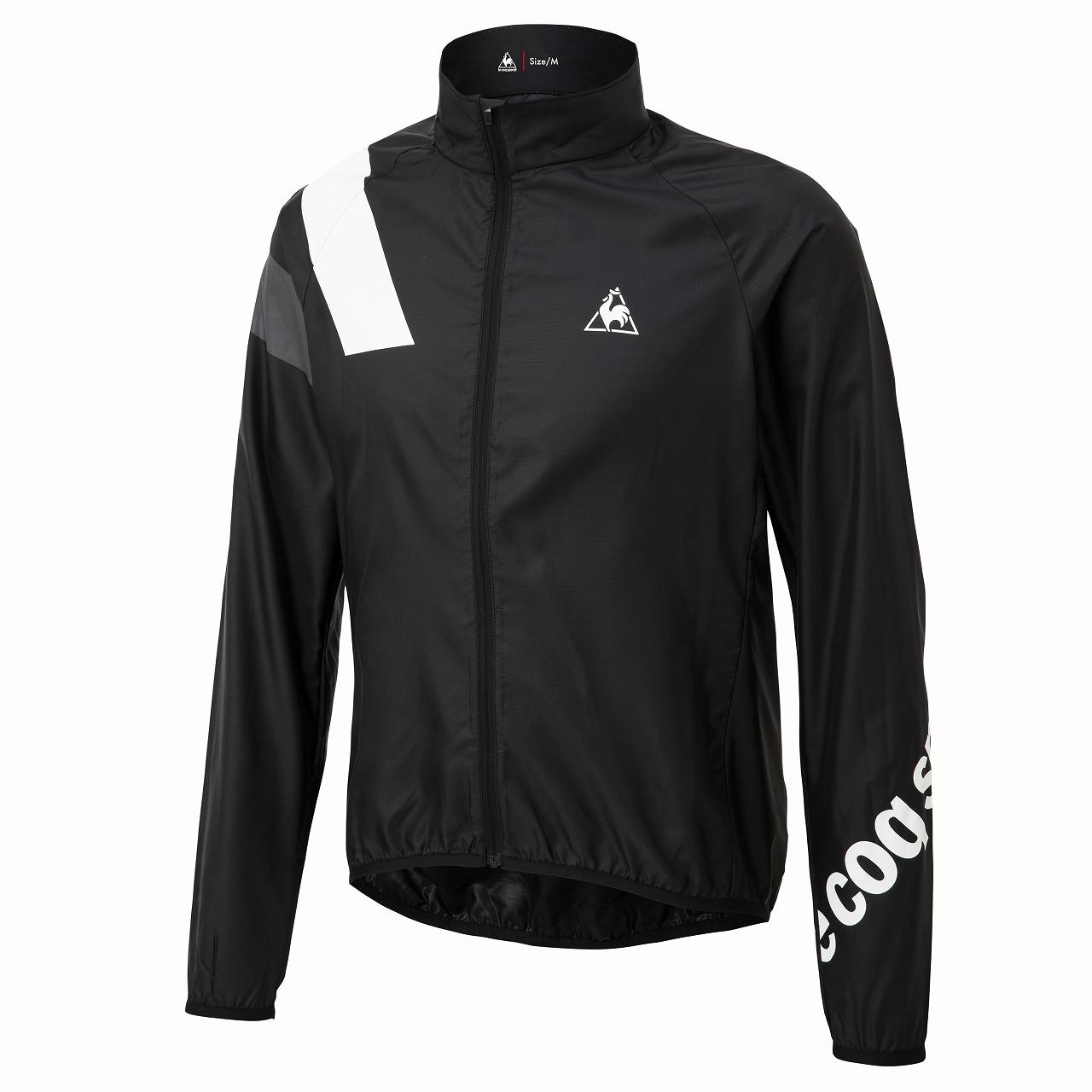 Le coq sportif ( ルコックスポルティフ ) 20SS QCMPGC21 CLEAR JACKET ジャケット ブラック L