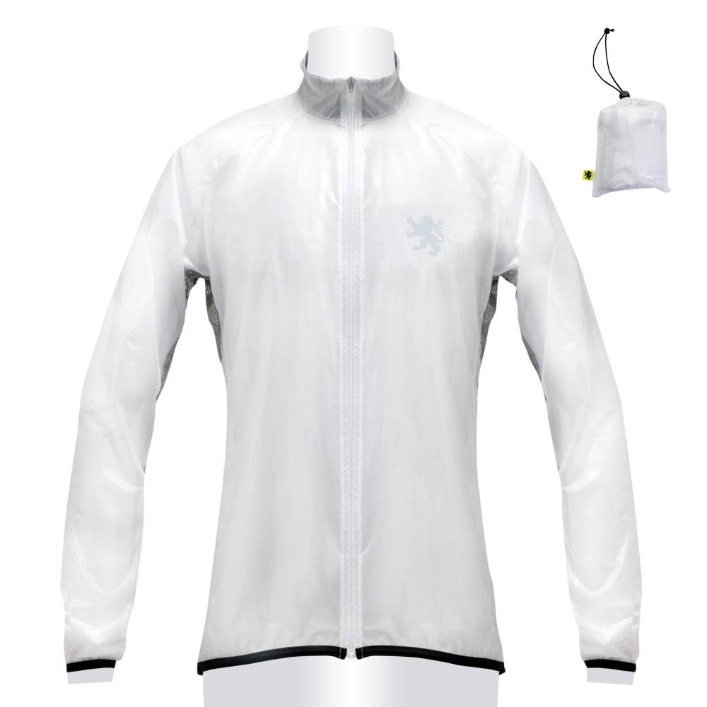 KAPELMUUR ( カペルミュール ) クリアレイン ジャケット ホワイト L