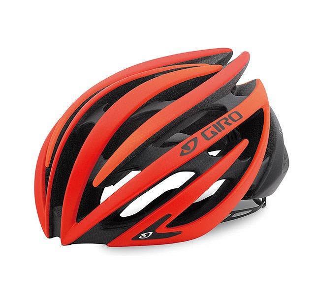 GIRO ( ジロ ) ヘルメット AEON ASIAN FIT ( イーオン アジアンフィット ) マット フレイム / バーミリオン フェード M
