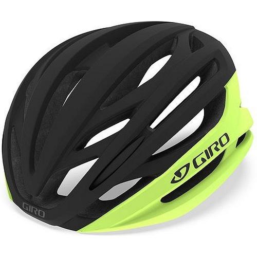 GIRO ( ジロ ) ヘルメット SYNTAX MIPS ASIAN FIT ( シンタックス ミップス アジアンフィット ) ハイライト イエロー / マット ブラック S