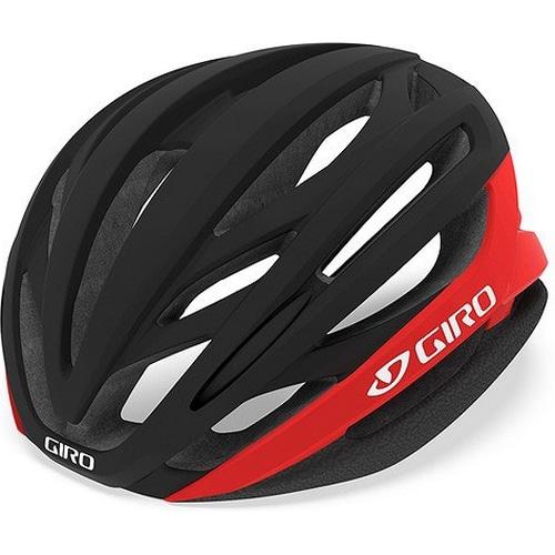 GIRO ( ジロ ) ヘルメット SYNTAX MIPS ASIAN FIT ( シンタックス ミップス アジアンフィット ) マット ブラック / ブライト レッド S