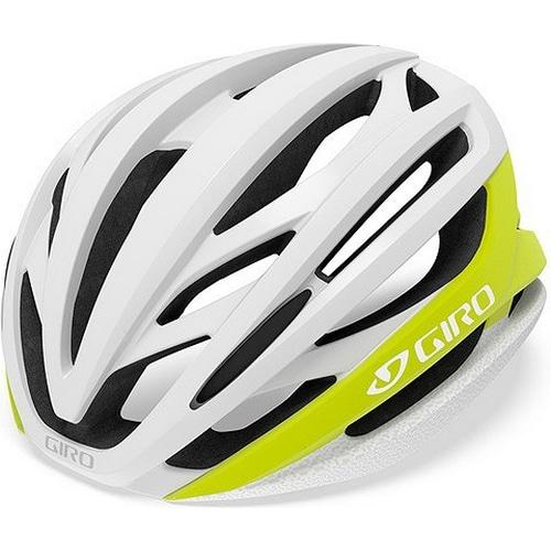 GIRO ( ジロ ) ヘルメット SYNTAX MIPS ASIAN FIT ( シンタックス ミップス アジアンフィット ) マット シトロン / ホワイト S
