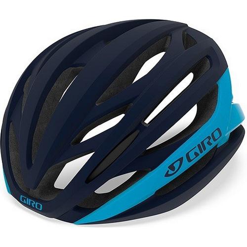 GIRO ( ジロ ) ヘルメット SYNTAX MIPS ASIAN FIT ( シンタックス ミップス アジアンフィット ) マット ミッドナイト ブルー S
