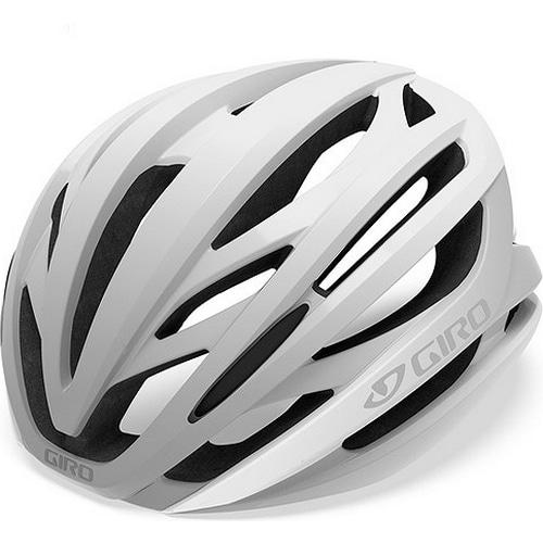 GIRO ( ジロ ) ヘルメット SYNTAX MIPS ASIAN FIT ( シンタックス ミップス アジアンフィット ) マット ホワイト / シルバー S