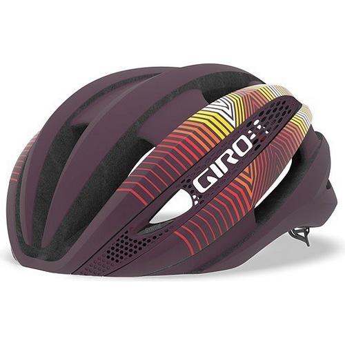 GIRO ( ジロ ) ヘルメット SYNTHE MIPS ASIAN FIT ( シンセ ミップス アジアンフィット ) マット ダスティー パープル ヒートウェーブ M