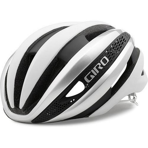 GIRO ( ジロ ) ヘルメット SYNTHE MIPS ASIAN FIT ( シンセ ミップス アジアンフィット ) マット ホワイト / シルバー S