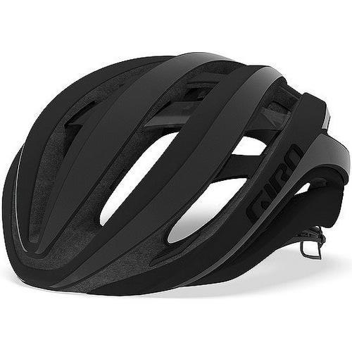 GIRO ( ジロ ) ヘルメット AETHER MIPS ASIAN FIT ( エーテル ミップス アジアンフィット ) マット ブラック フラッシュ S
