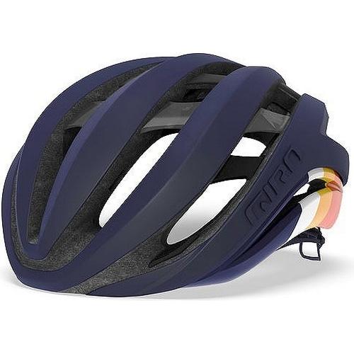 GIRO ( ジロ ) ヘルメット AETHER MIPS ASIAN FIT ( エーテル ミップス アジアンフィット ) マット ミッドナイト バー M