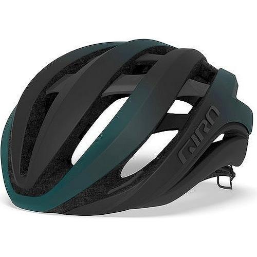 GIRO ( ジロ ) ヘルメット AETHER MIPS ASIAN FIT ( エーテル ミップス アジアンフィット ) マット トゥルー スプルース ブラック フェード M