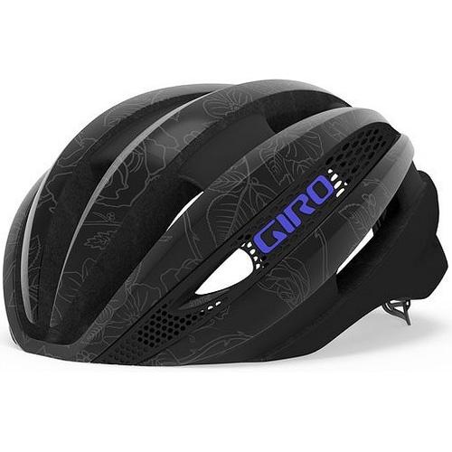 GIRO ( ジロ ) ヘルメット SYNTHE MIPS ASIAN FIT ( シンセ ミップス アジアンフィット ) マット ブラック フローラル S