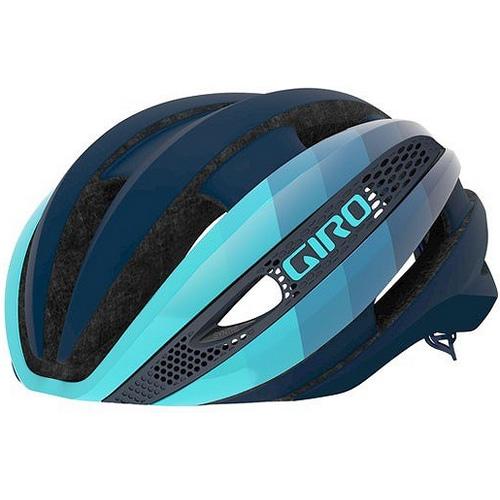 GIRO ( ジロ ) ヘルメット SYNTHE MIPS ASIAN FIT ( シンセ ミップス アジアンフィット ) マット アイスバーグ ミッドナイト バー M