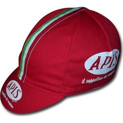 APIS ( アピス ) コットンキャップ APIS RED