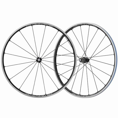 SHIMANO シマノ WH-R9100-C24 クリンチャー 前後セット ホイールバック付き