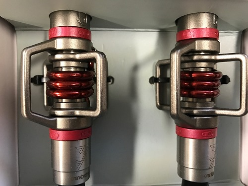 CRANK BROTHERS クランブラザーズ EGG BEATER3 {RED}