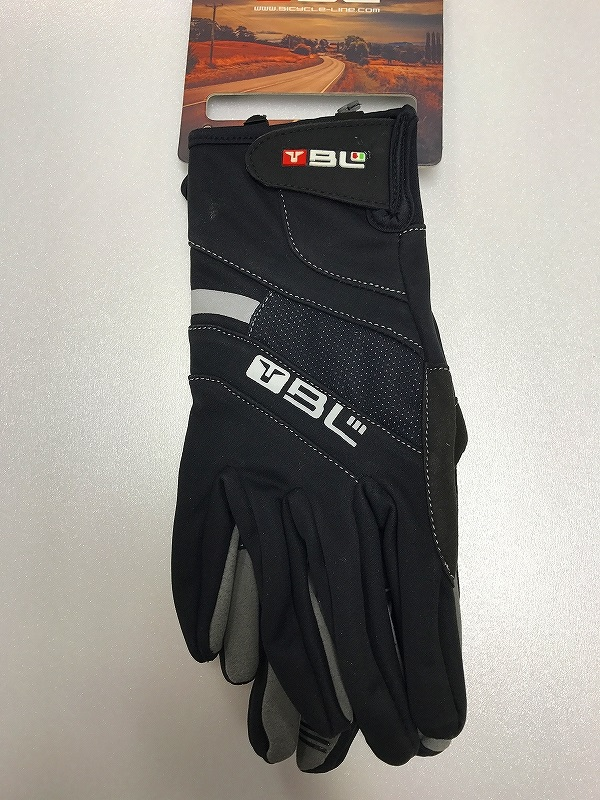 BL 16FW WINTER GLOVES SCUDO {BLK}(S)